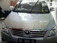 2012 Toyota Kijang G Luxury dijual