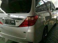 Toyota Alphard G Minivan Tahun 2014 Dijual
