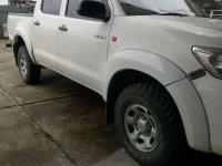 2012 Toyota Hilux dijual