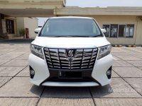Toyota Alphard G 2016 Dijual