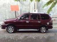 2002 Toyota Kijang LSX dijual