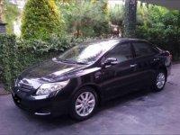 2008 Toyota Corolla Altis dijual