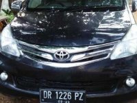 2013 Toyota Avanza 1.5 dijual