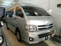 Toyota Hiace High Grade Commuter 2012 Dijual