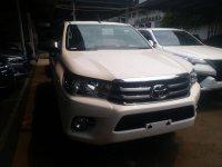 Toyota Hilux G 2018 Dijual