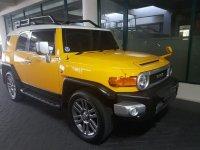 Toyota FJ Cruiser 2016 Dijual