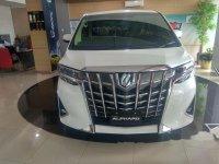 Toyota Alphard X 2018 Dijual