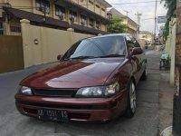 1993 Toyota Corolla 1.6 Dijual