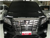 Toyota Alphard Q 2016 Dijual