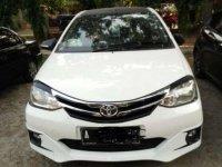 2015 Toyota Etios Valco G Manual dijual