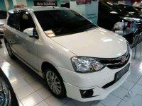 2015 Toyota Etios Valco G 1.2 Manual dijual