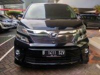 Toyota Vellfire Z 2012 Dijual
