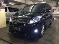 Toyota Alphard G G 2014 Dijual