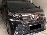 Jual Toyota Vellfire 2.5 ZG 2015