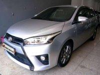 Toyota Yaris G Automatic 2015