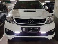 Toyota Fortuner TRD G Luxury 2014 Dijual