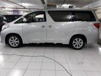 Toyota Alphard X X 2013 Dijual