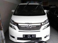 Toyota Vellfire ZG 2014 Dijual