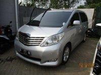 Toyota Alphard 2013 Dijual
