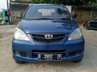 2006 Toyota Avanza type E dijual