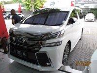 Toyota Vellfire ZG 2016 Dijual