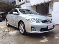 2012 Toyota Altis G Matic dijual