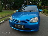 2013 Toyota Etios Valco E Manual dijual