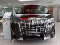 Toyota Alphard G 2018 Dijual