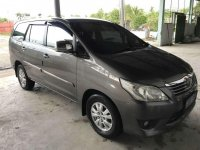 2011 Toyota Kijang Innova 2.5 G Dijual