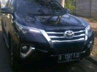 2016 Toyota Fortuner TRD Dijual