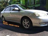 2001 Toyota Corolla Altis G dijual