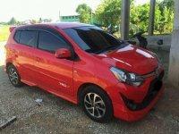 Toyota Agya TRD Sportivo Automatic 2017