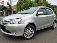 2013 Toyota Etios Valco E MT dijual