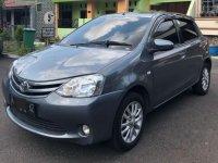 Toyota Etios Valco E 2013 Dijual