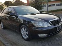 Toyota Camry G Manual 2005