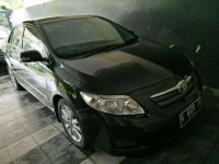 2009 Toyota Corolla Altis 1.8 Manual dijual