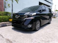 2016 Toyota Vellfire G Limited Dijual