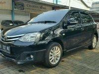 2014 Toyota Etios Valco G MT dijual