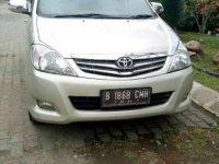 2010 Toyota Kijang dijual