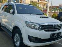 2013 Toyota Fortuner 2.4 Automatic dijual