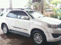 Toyota Fortuner 2012 Dijual