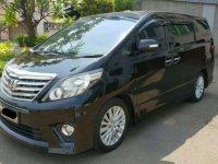 2012 Toyota Alphard 2.4 NA Dijual
