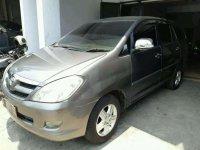 2008 Toyota Kijang Inova V Luxury dijual