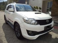Toyota Fortuner TRD AT 2014