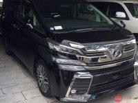 Jual Toyota Vellfire X 2016