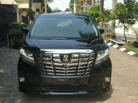 Toyota Alphard Type G AT 2016