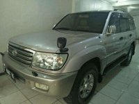 2001 Toyota Land Cruiser 4.2 VX Dijual
