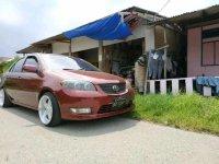 2005 Toyota Vios TRD Sportivo dijual