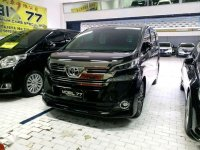 2015 Toyota Vellfire 2.5 G Dijual