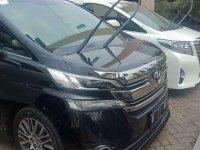 2015 Toyota Vellfire G Dijual